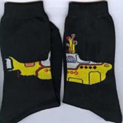 Beatles - Calcetines Yellow Submarine (en 36-41)