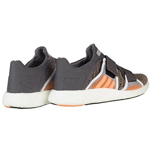 Adidas - Pureboost - S78417 - Colore: Bianco-Arancione-Marrone - Taglia: 40.0
