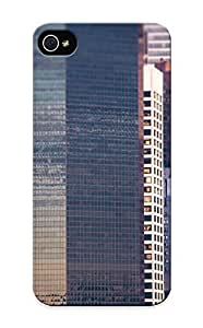 New Buildings Skyscrapers Tiltshift Tiltshift Tpu Case Cover, Anti-scratch Standinmyside Phone Case For Iphone 5/5s
