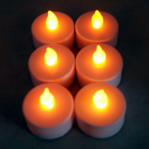 6 Piece Candle Votive - 6
