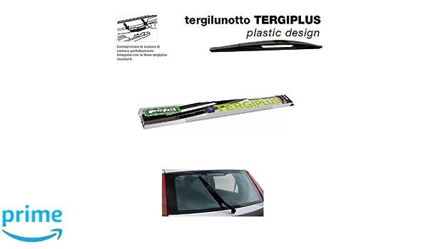 Cora 000023509 tergiplus limpiaparabrisas trasero, color negro ...