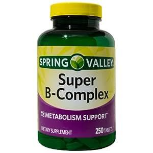 Vitamin b complex metabolism