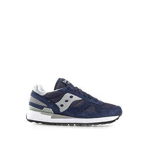 Saucony Shadow Original W Sneaker Donna 1108 523 Navy/Grey