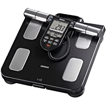 OMRHBF516B - OMRON HBF-516B Full-Body Sensor Body Composition Monitor amp; Scale (Black)
