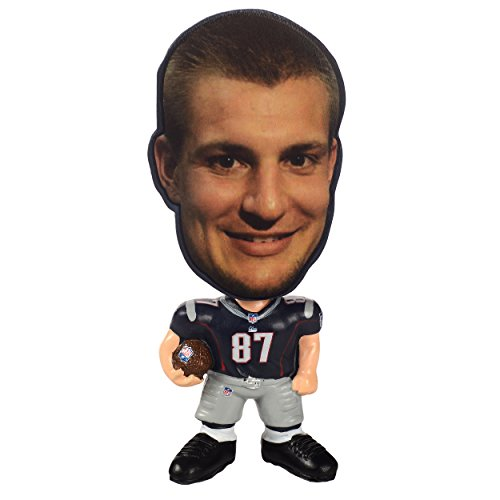 Nfl New England Patriots Rob Gronkowski Gronkowski R   87 Flathlete Figurine