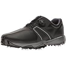 adidas Men's 360 Traxion Boa WD Cblack Golf Shoe
