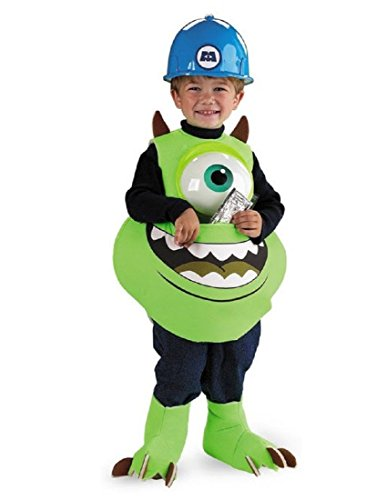 Mike Candy Catcher Toddler Costume - Toddler Large -