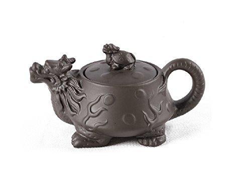 purple grit teapot - 3