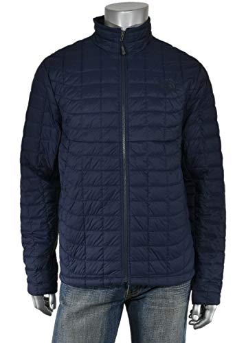 The North Face Men's Lightweight Primaloft Thermoball Jacket, Urban Navy Matte (M)