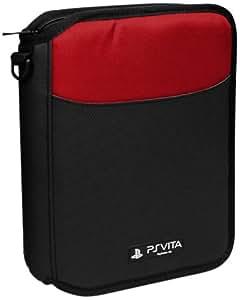 Accessories 4 Technology - Bolsa de viaje para PSVita, color rojo
