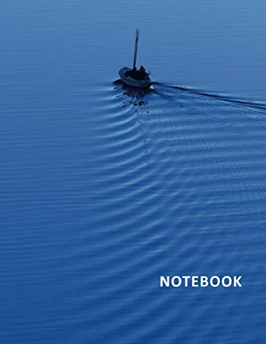College Ruled Notebook: Best small sailboat for beginners Gorgeous Student Composition Book Daily Journal Diary Notepad for researching sailing courses near me