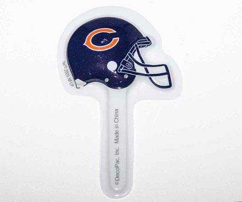 NFL Chicago Bears Team Helmet Party Pics