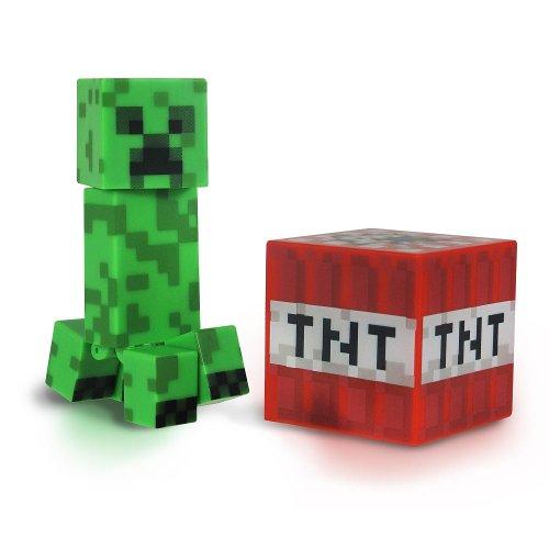 Minecraft Core Creeper with Accessory