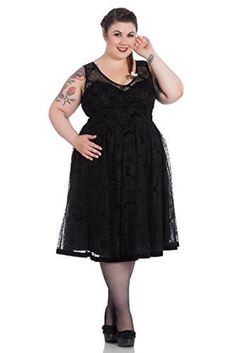hell bunny black dress - 6