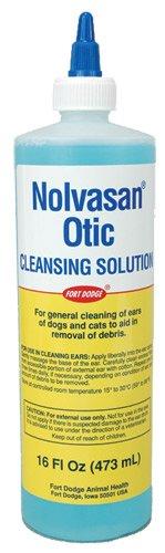 Nolvasan Otic Cleansing Solution 16oz Btl, My Pet Supplies