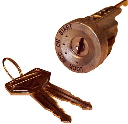 Beck Arnley 201-1561 Ignition Key And Tumbler BA201-1561
