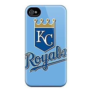 AbbyRoseBabiak Snap On Hard Cases Covers Baseball Kansas City Royals 2 Protector For Iphone 6 hjbrhga1544