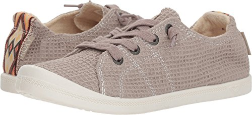 (Roxy Women's Babyshore Lace Up Shoes Taupe)