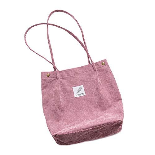 Women Ladies Canvas Bag Shoulder Hobo Bags Cloth Bag