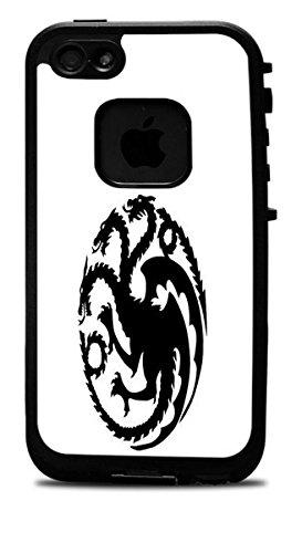 Popular Sigil Phone Case Vinyl Decal Sticker for iPhone 5/5S Lifeproof Case