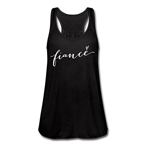 Romantic Fianc%C3%A9 Womens Flowy Spreadshirt product image