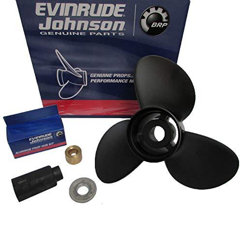 Evinrude/Johnson/OMC Cobra OEM Propeller 15x15 Prop 765186, 0765186, 177133 Stern Drive ()