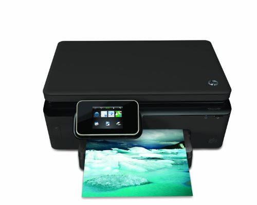 HP Photosmart 6520 Wireless Color Photo Printer with - Hp Photosmart Printer Scanner