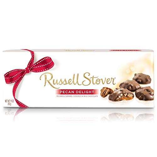 Russell Stover Pecan Delights, 11 Ounce Box (Pack of 3)