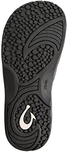 OluKai Shadow Shadow Dark Mens Slide Dark Nalu gqUrgw
