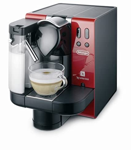 Amazon.com: DeLonghi en660.r Nespresso Lattissima single ...