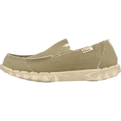 Verde HEY Hombre DUDE FARTY Verde hombre 110011001 Zapatos para modelo Para Verde HEY color Zapatos DUDE marca fZXqR