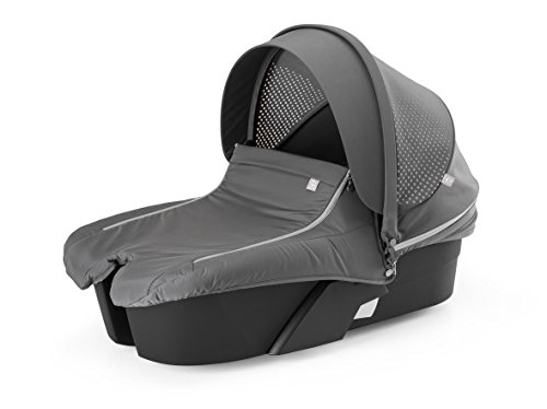 Stokke Xplory Carry Cot, Athleisure Grey by Stokke