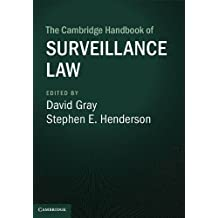 The Cambridge Handbook of Surveillance Law