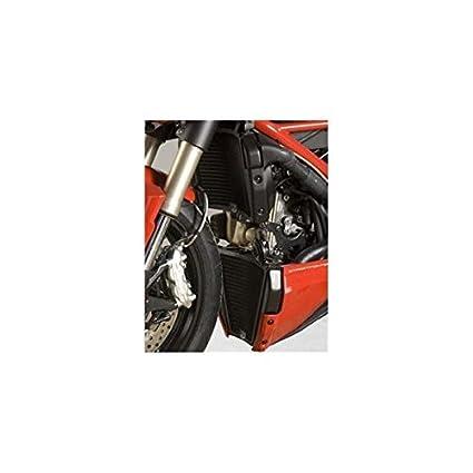 DUCATI STREETFIGHTER 848 12/15-PROTECTOR DE RADIADOR DE ...