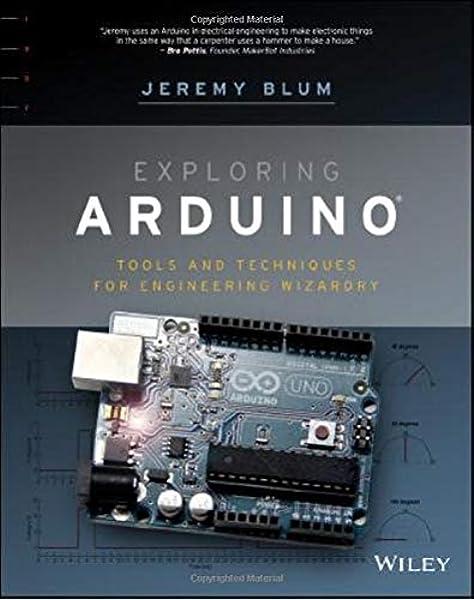Exploring Arduino: Amazon.es: Blum, Jeremy: Libros en idiomas extranjeros