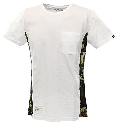 Two Angle T-Shirt Yotamo White-M
