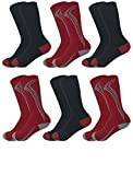 Starter Youth 6-Pack Athletic Cushioned Boys Crew Socks - Best Reviews Guide