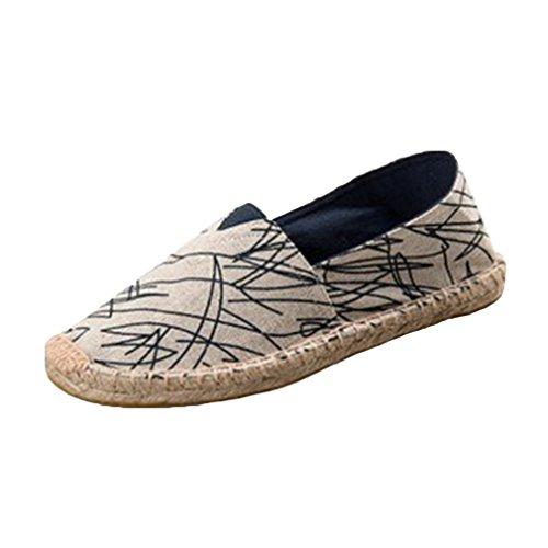 Tela di di Basse Dimensione Solido Scarpe del Colore di Modo Yying Tela Pigri Pescatore Scarpe di Estate La Traspiranti Scarpe della Casuali ZqxSX