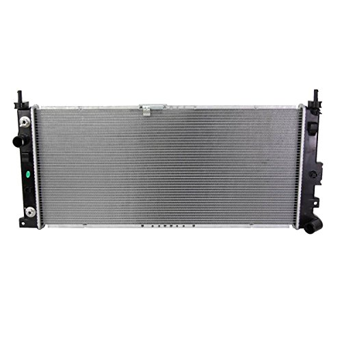 ECCPP Radiator 2881 for 2006-2009 Pontiac Montana 2007-2009 Chevrolet Uplander2006 2007 Buick Terraza 2007 Saturn Relay 3.9L by ECCPP