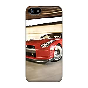 New Covers/cases Personalized For Iphone 5/5s (nissan Gtr)