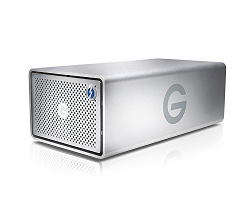 G-Technology G-RAID with Thunderbolt 3 8TB (0G05748) by G-Technology