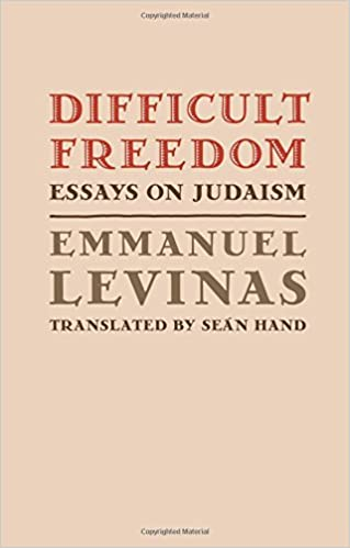 difficult dom essays on judaism johns hopkins jewish studies  difficult dom essays on judaism johns hopkins jewish studies emmanuel levinas sean hand 9780801857836 com books