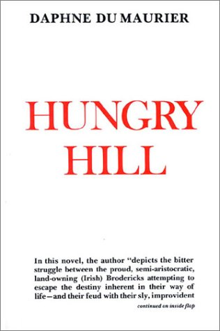 book cover of Hungry Hill