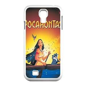 Samsung Galaxy S4 9500 Cell Phone Case White Pocahontas SJ9450221