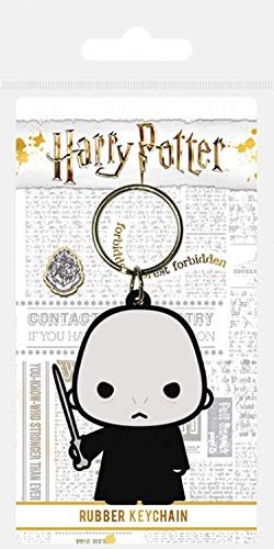 1art1® Harry Potter - Lord Voldemort Chibi Llavero (6 x 4cm ...