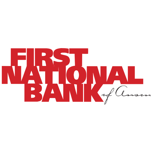 (First National Bank Anson Tablet)
