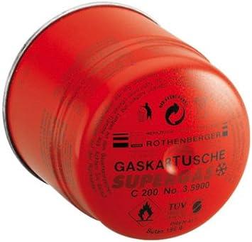 SUPER EGO - Cartucho Gas Perforable Super Ego 190 G: Amazon ...