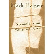 Memoir from Antproof Case by Helprin Mark (1995-04-01) Hardcover