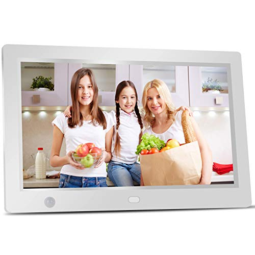 CHEWTSAN 10 Inch Digital Picture Frame (LS905W)