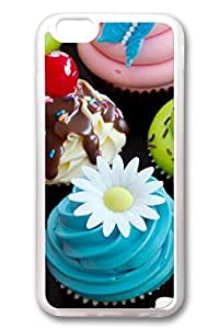 iPhone 6 Plus Case, iPhone 6 Plus Cover, iPhone 6 Plus ( 5.5 inch ) Tempting Cupcakes Soft Clear Cases